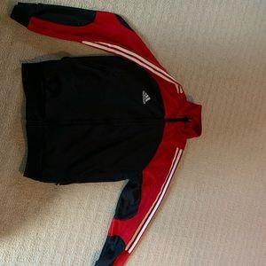 BOYS XL ADIDAS track jacket